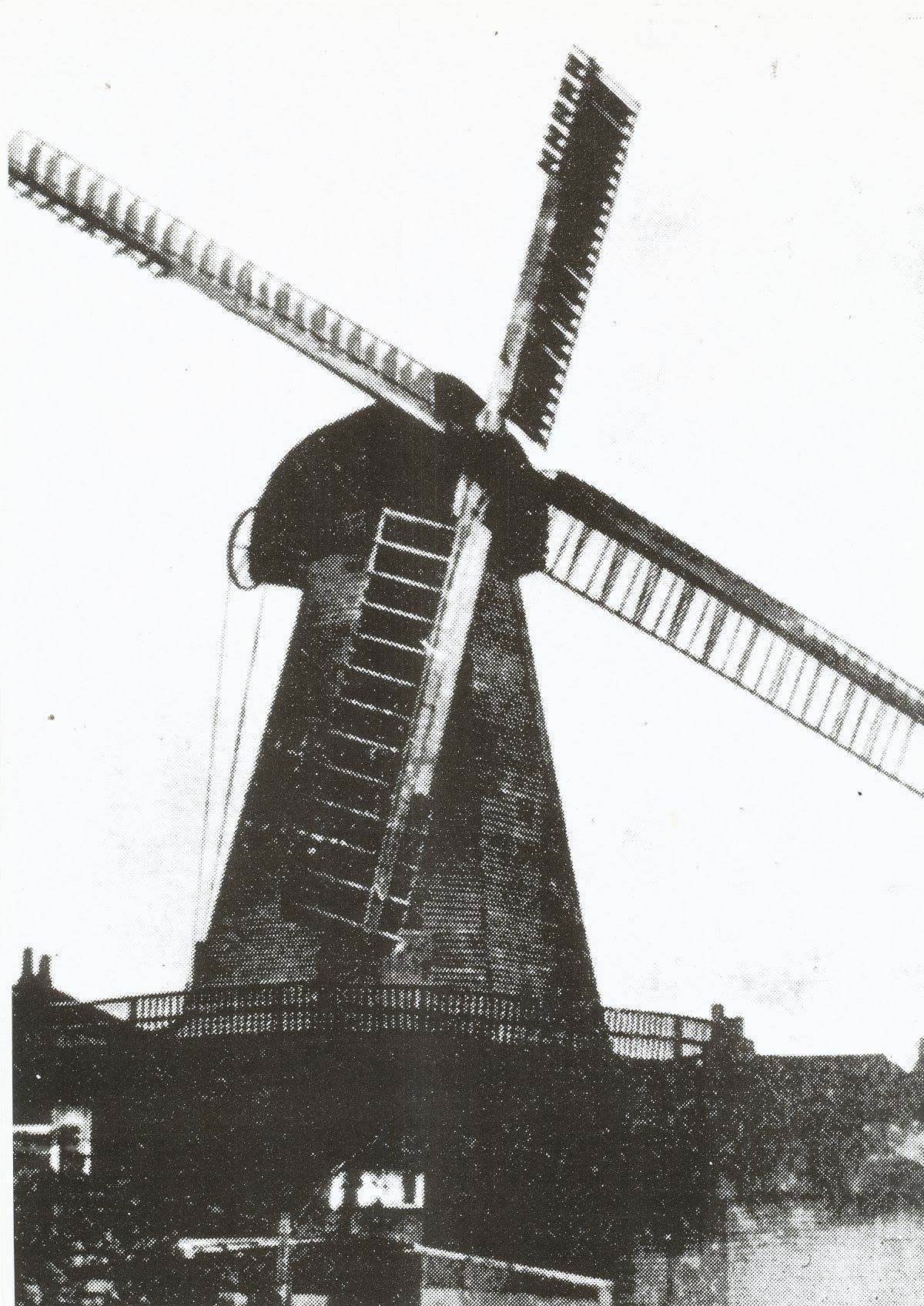 Ride's Mill