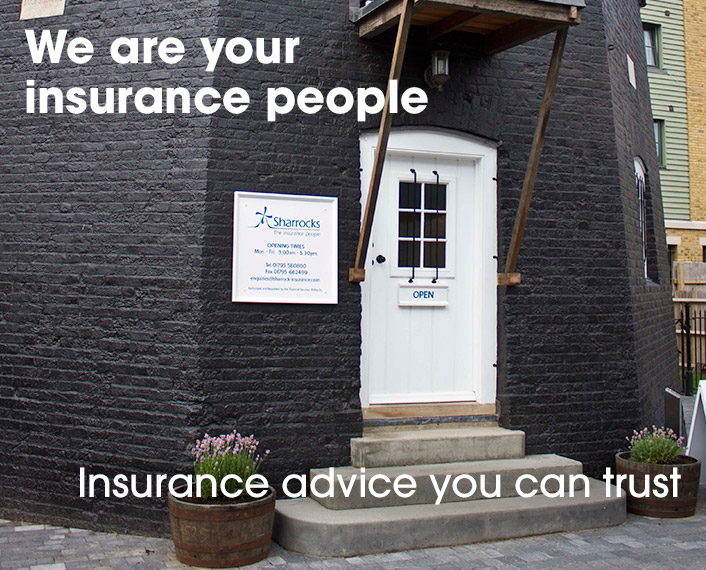 We are your insurance people – Insurance advice you can trust