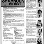 Sharrock Insurance - news clip