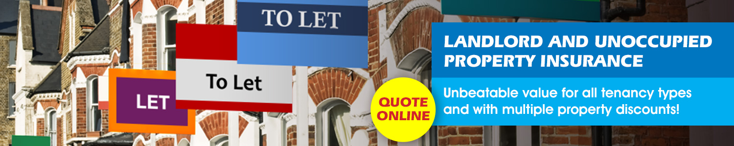 Landlord and Unoccupied Property Insurance